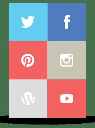 flat_social_icons
