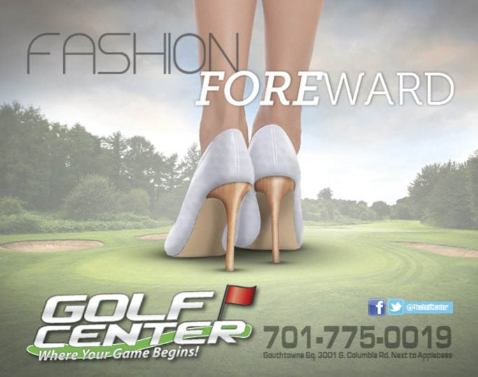 Golf Center | Indoor Billboards | Off The Wall Advertising