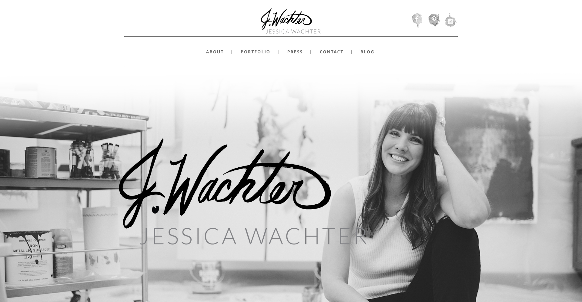 Jessica Watcher | Websites | Off The Wall Advertising