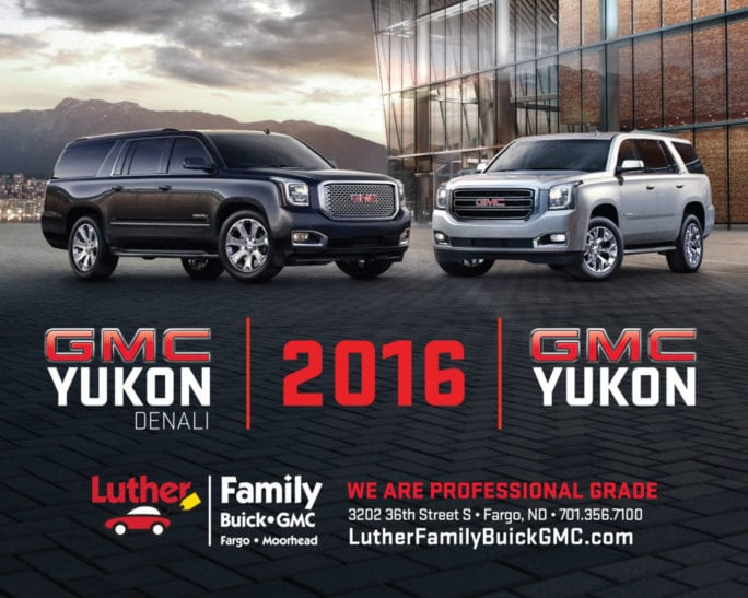 Luther Family Buick GMC | Indoor Billboards | Off The Wall Advertising