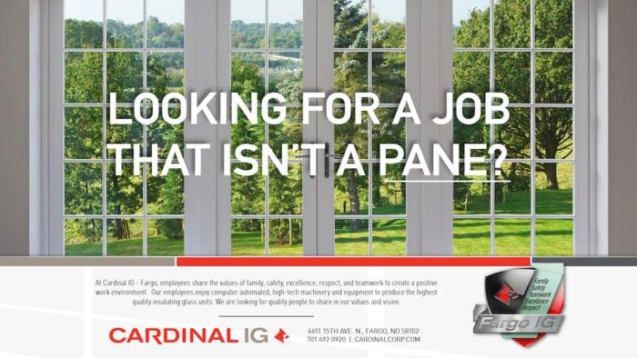Cardinal IG | Indoor Digital Billboard | Off The Wall Advertising