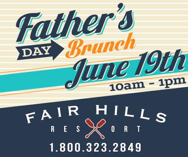 Fair Hills Resort | Online Ads | Off The Wall Advertising