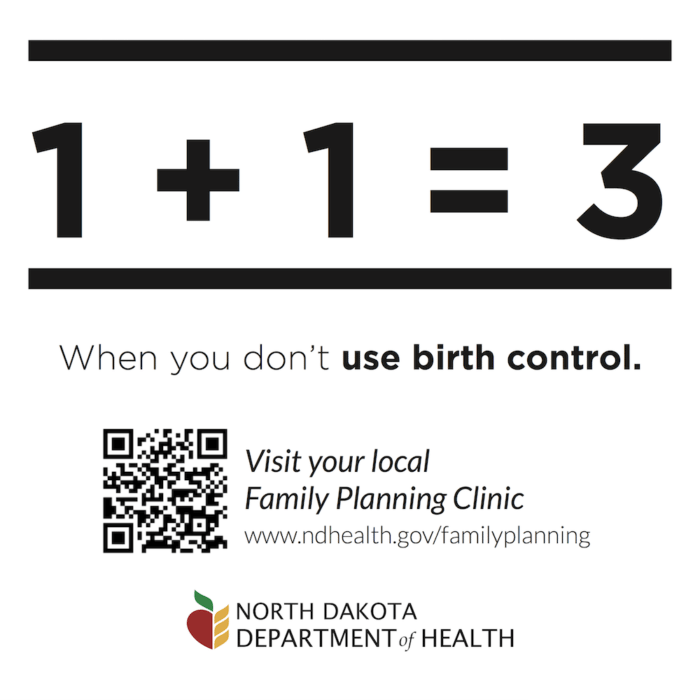ND Dept of Health | Print & Design | Off The Wall Advertising