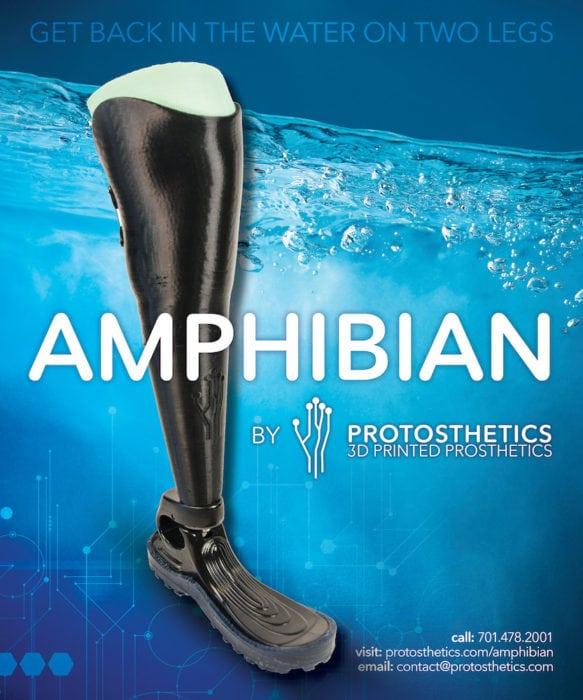 Protosthetics | Print & Design | Off The Wall Advertising
