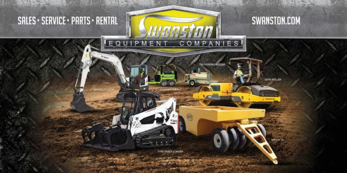 Swanston Equipment | Print & Design | Off The Wall Advertising